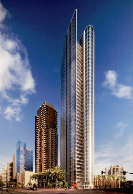 Pacific Gate: BOSA Tower Naming Contest Announced the Winner